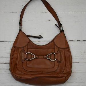 Cole Haan | Leather shoulder purse